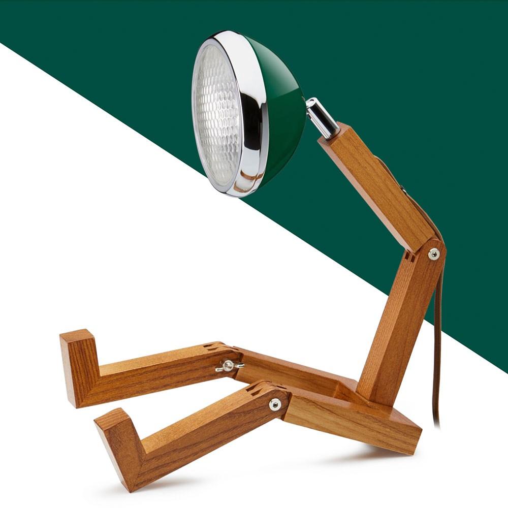 Lampe de table Mr. Wattson Chiltern green - Piffany Copenhagen