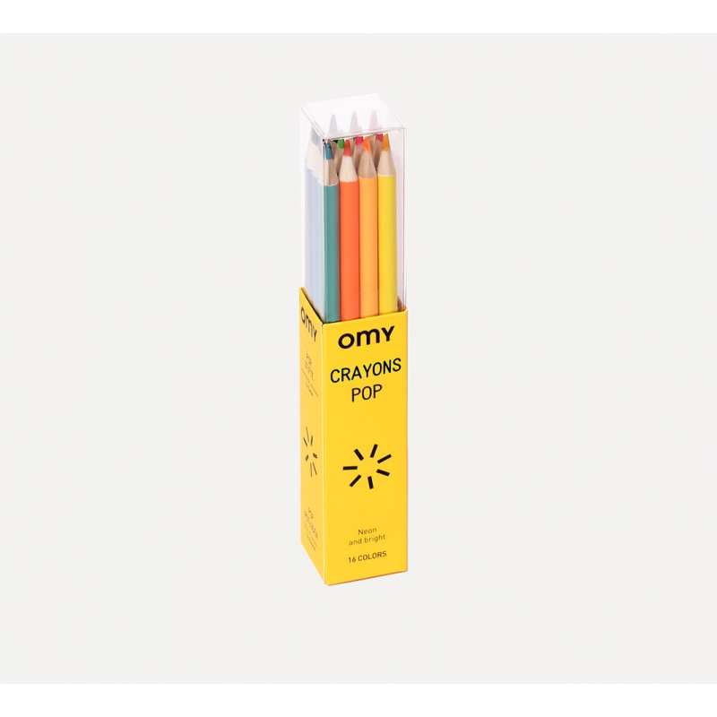 Crayons POP