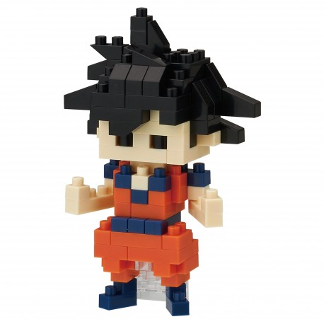 Goku - Dragon Ball Z x Nanoblock
