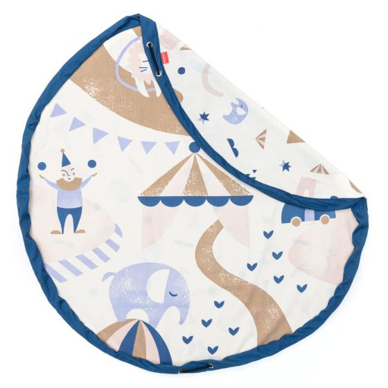 Cirque sac de rangement et tapis