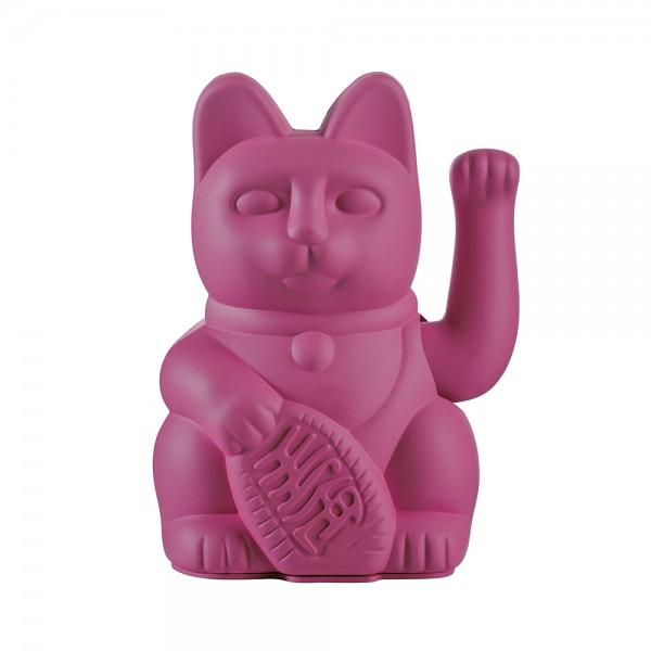 Porte-bonheur / Lucky cat purple