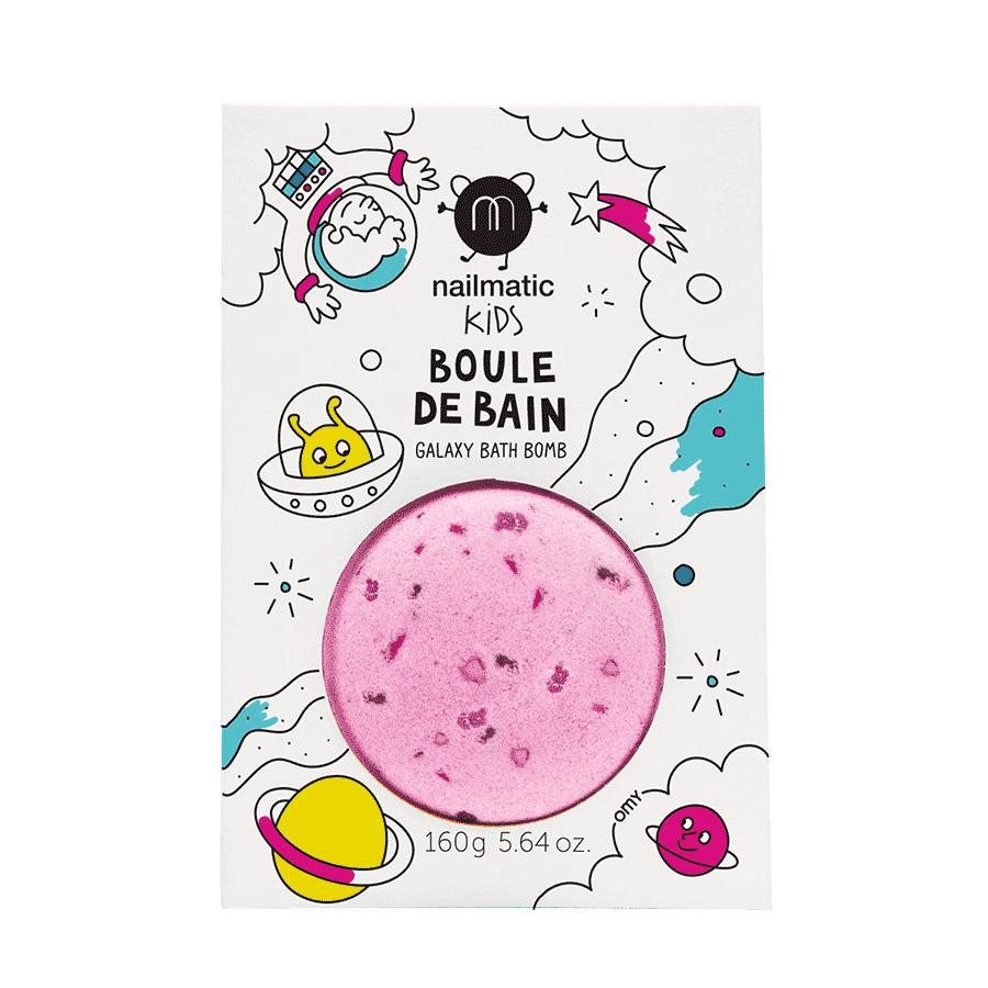 Boule de bain effervescente et apaisante - Cosmic