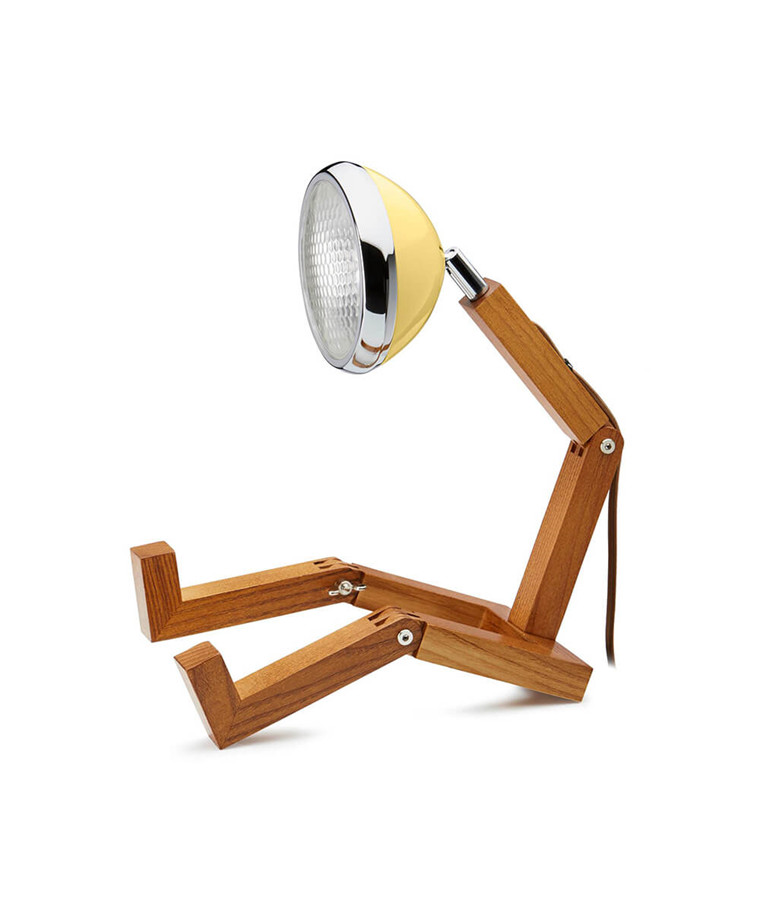 Lampe de table Mr. Wattson jaune - Piffany Copenhagen