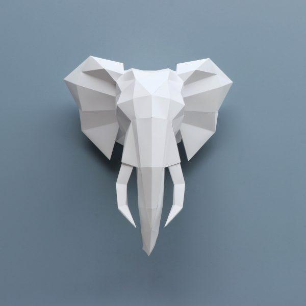 Kit Elephant papier