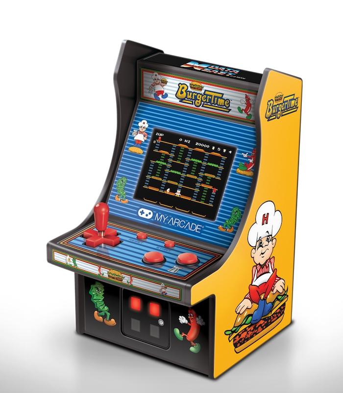 Mini Arcade Burgertime