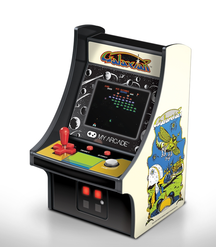 Mini Arcade Galaxian