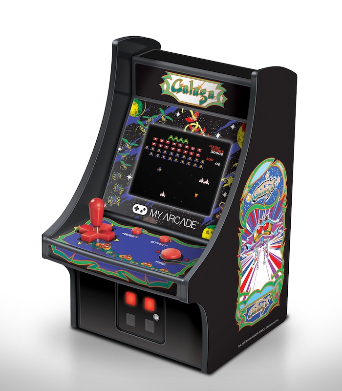 Mini Arcade Galaga