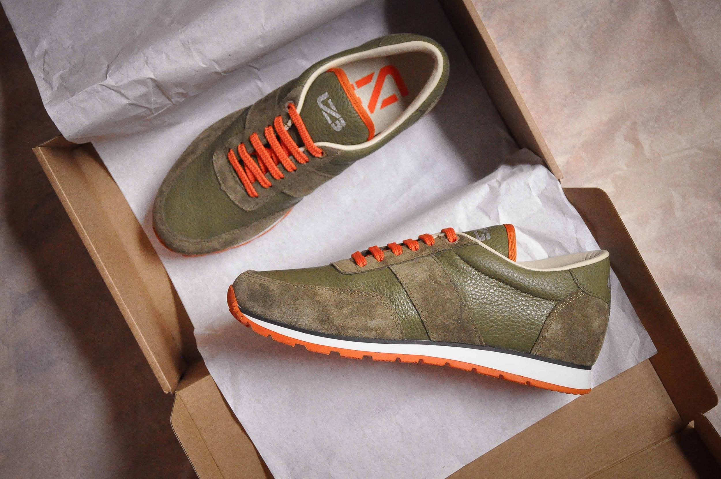 Sneaker BI KAKI