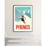 affiche-pyrenees-le-skieur (1)