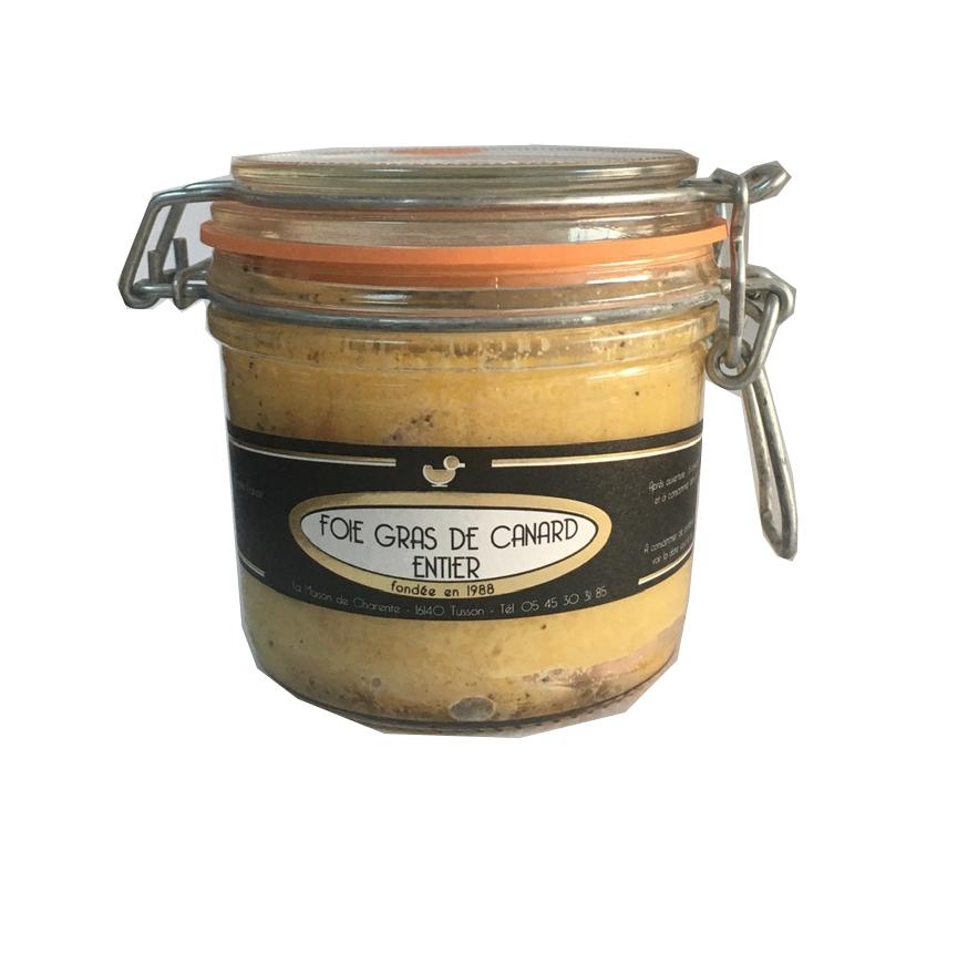 foie gras bocal