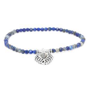 FITTONIA bracelet Lapis Lazuli 1