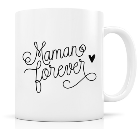 mug maman forever