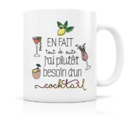 mug cocktail