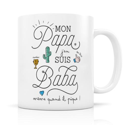 mug papa baba
