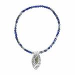 FITTONIA bracelet Lapis Lazuli 2