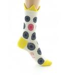 chaussettes_couronne_jaune_et_fleurs_2