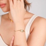 Marta Bracelet semi-rigide 3