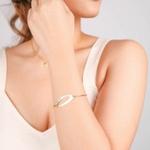 Ines Bracelet semi-rigide 3