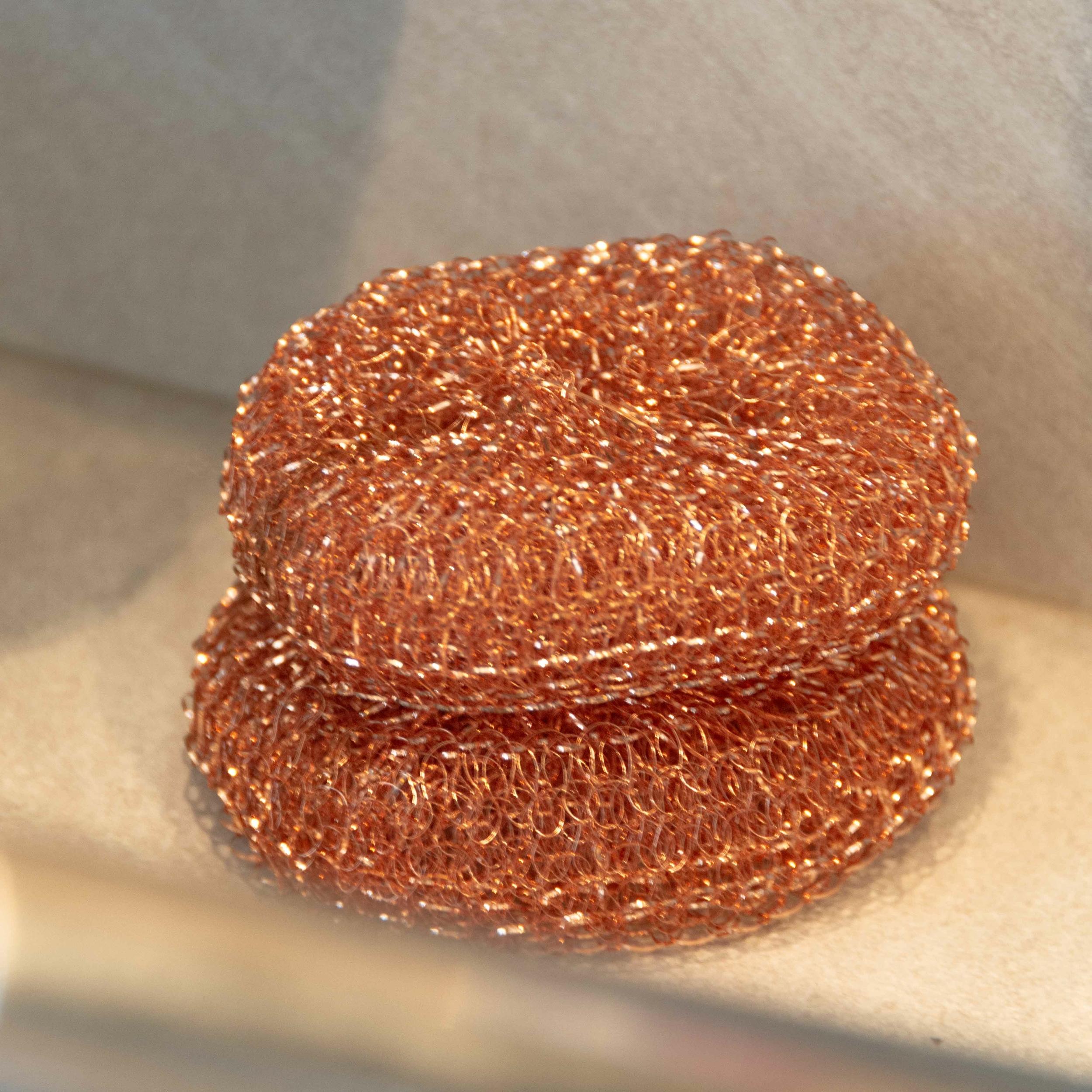 Éponge en Paille de fil de cuivre