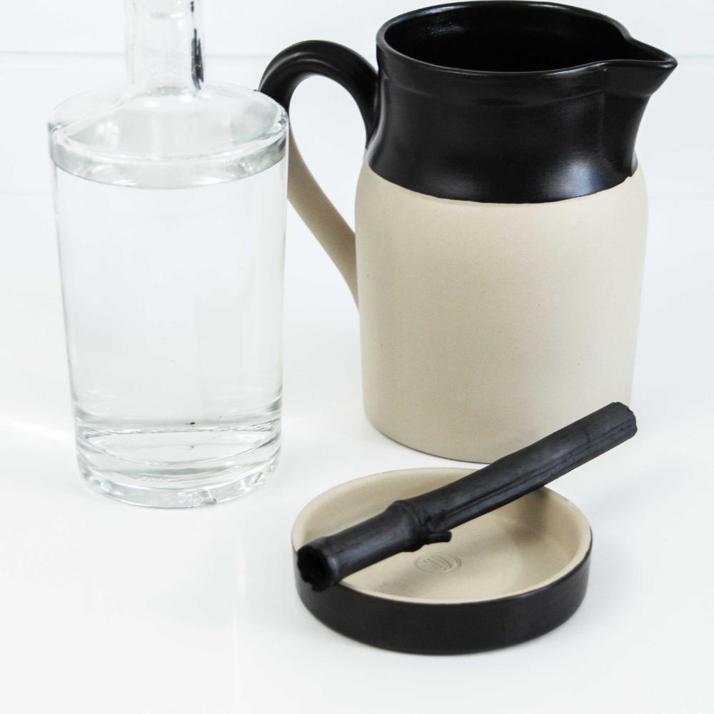 1 bâton de charbon original pour fontaine ou carafe - Origine Japon