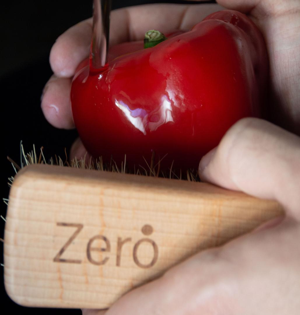 brosse légumes Zero