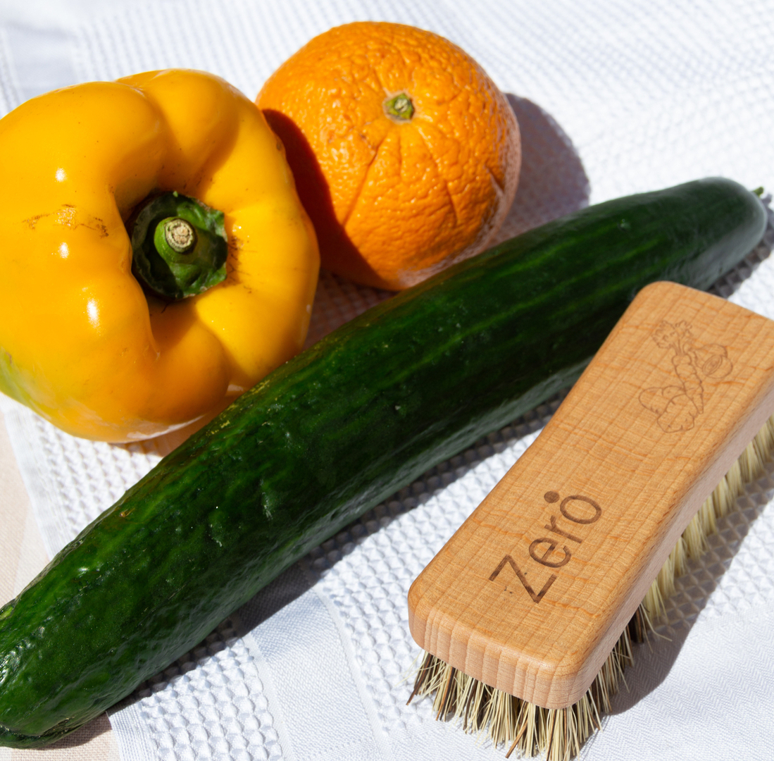 Brosse à légumes Zero