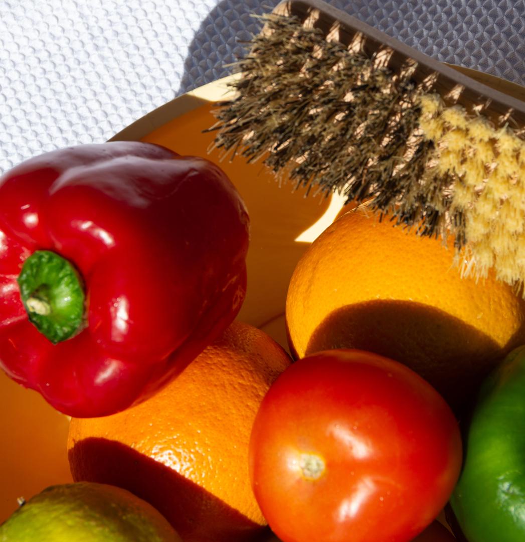 Zero - brosse légumes