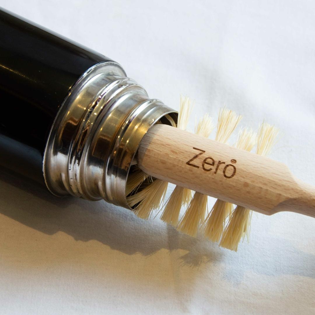 Brosse nettoyage gourdes Zero