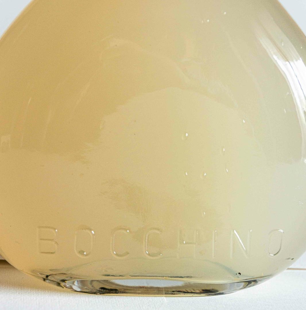 Bocchino - carafe en verre élégante - collection Zero