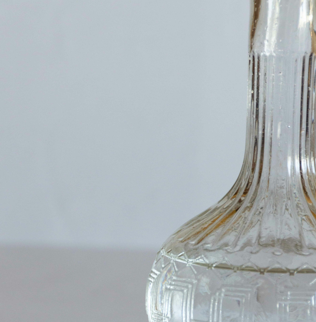 carafe en verre 1 litre Zero