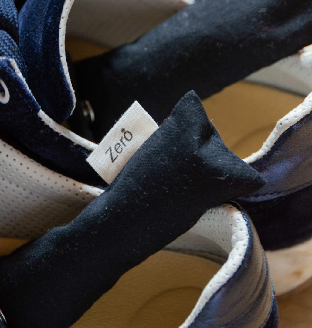 Pochette Zero anti-doeurs pour chaussures
