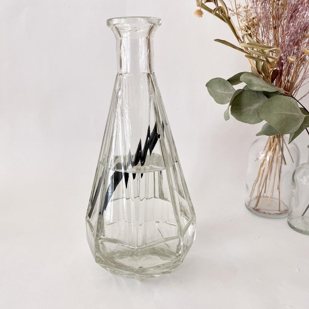 Carafe en verre collection ZERO