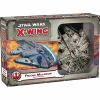 STAR WARS X WING : FAUCON MILLENIUM extension