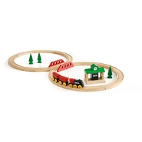 CIRCUIT EN 8 TRADITION  BRIO WORLD