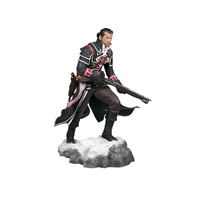 ASSASSIN'S CREED ROGUE: THE RENEGADE STATUETTE PVC SHAY 24 CM