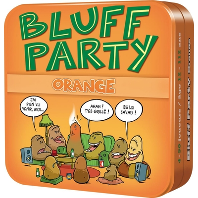 BLUFF PARTY : ORANGE