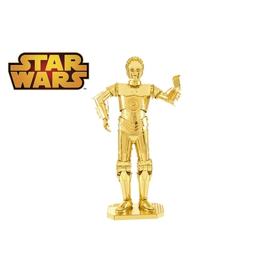 STAR WARS C-3PO D'OR