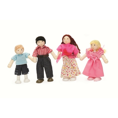 FIGURINES LE TOY VAN LA FAMILLE