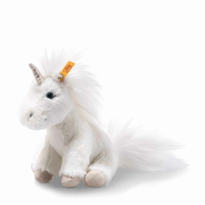 LICORNE SOFT CUDDLY FRIENDS FLOPPY 18 CM