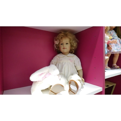 POUPEE DE COLLECTION GOTZ ANNA