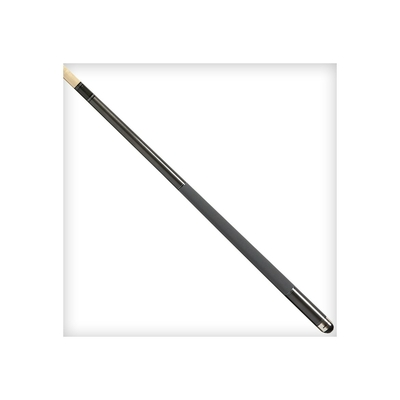 QUEUE DE BILLARD AMERICAIN MAXTON GRISE 145 CM