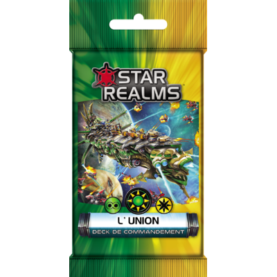 STAR REALMS DECK DE COMMANDEMENT - L'UNION
