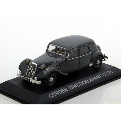 CITROEN TRACTION AVANT 15-6 1945 GRIS FONCE
