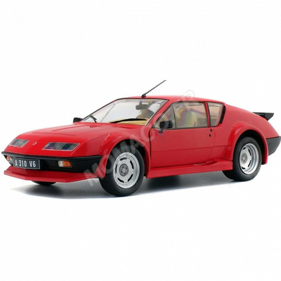 RENAULT ALPINE A310 PACK GT 1983 ROUGE