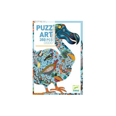 PUZZ ART DODO PUZZLE 350 PIECES