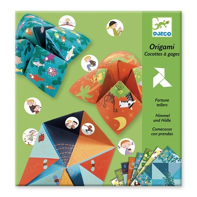 ORIGAMI COCOTTES A GAGES