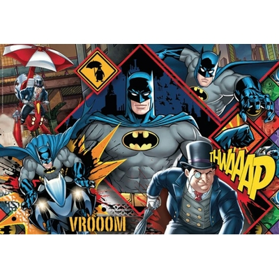 BATMAN DC COMICS 180 PIECES