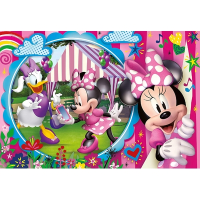 PUZZLE GEANT MINNIE 40 PIECES