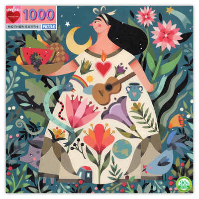 PUZZLE MOTHER EARTH 1000 PIECES