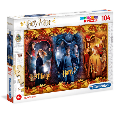 PUZZLE HARRY POTTER 104 PIECES